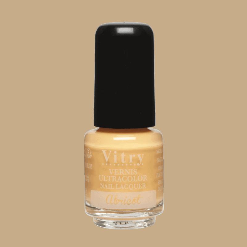 Vitry Vernis à Ongles Abricot 4ml