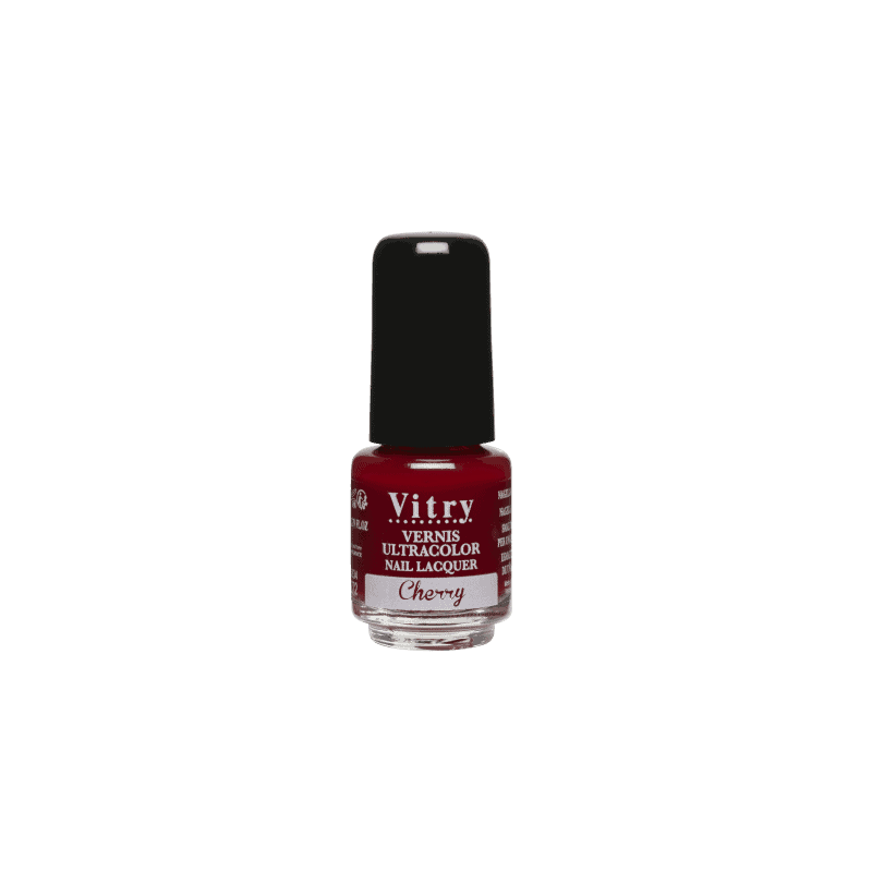 Vitry Vernis à Ongles Cherry 4ml