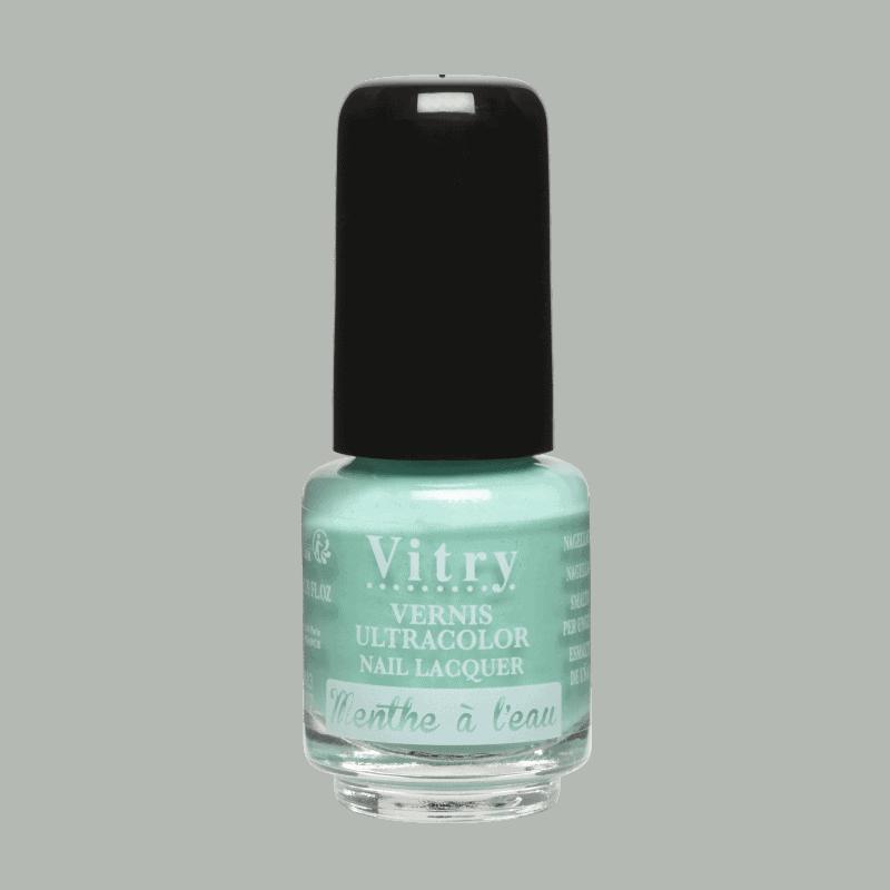 Vitry Vernis à Ongles Menthe à l'eau 4ml