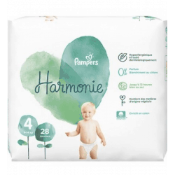 Pampers Harmonie Couche...