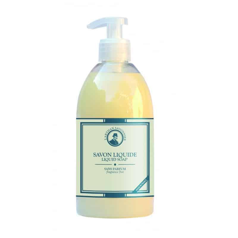 L'Artisan Savonnier Savon Liquide Sans Parfum 500ml