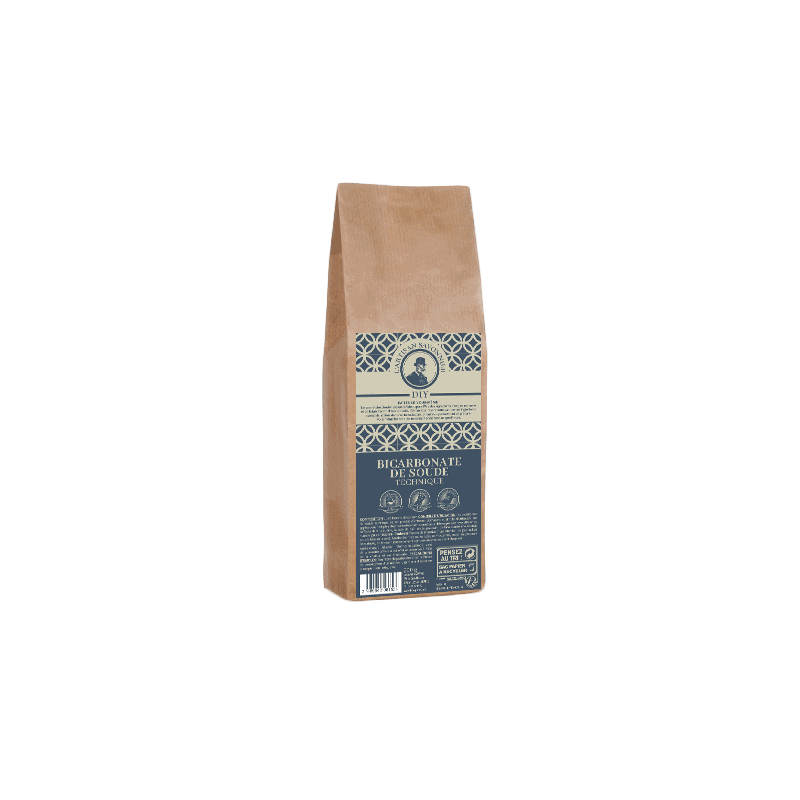 L'Artisan Savonnier Bicarbonate de Soude 500gr