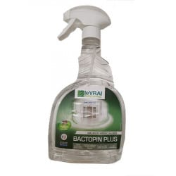Bactopin Plus Désinfectant Bactéricide et Virucide de Surface 750ml