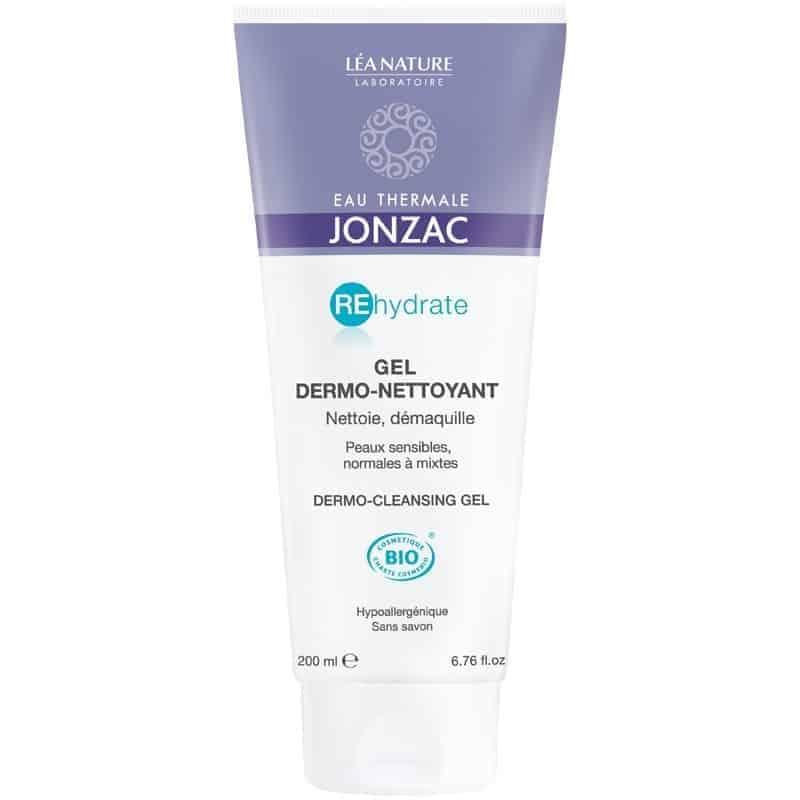 Jonzac Rehydrate Gel Dermo-Nettoyant 200ml