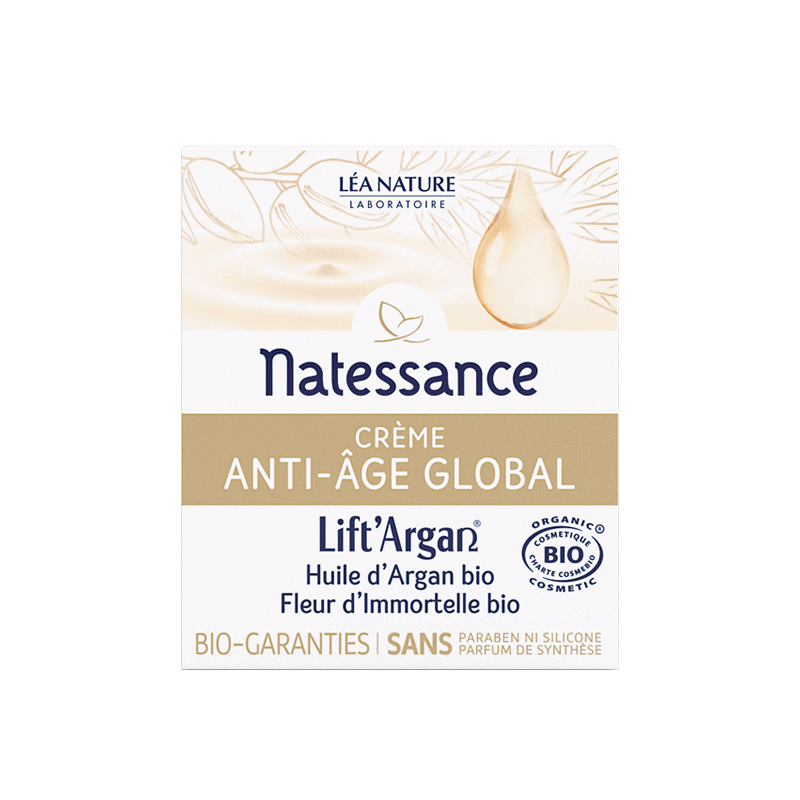 Natessance Lift'Argan Anti-Age Global Crème 50ml