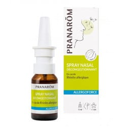Pranarom Allergoforce Spray Nasal Décongestionnant 15ml