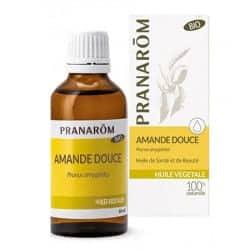 Pranarom Huile Végétale Bio d'Amande Douce 50ml