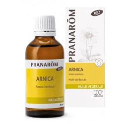 Pranarom Huile Végétale Bio d'Arnica 50ml