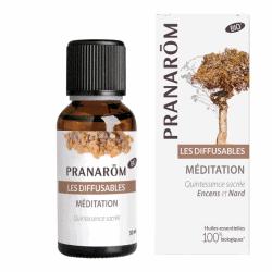 Pranarom Complexe Diffusion Méditation 30ml