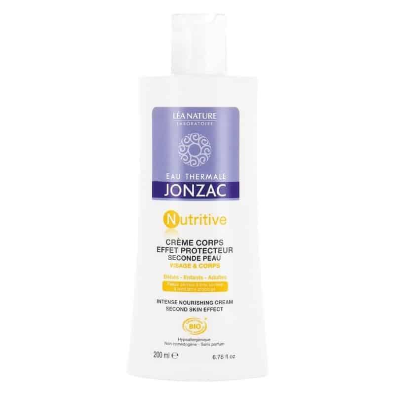 Jonzac Nutritive Crème Corps Effet Protecteur 200ml