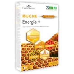 Flora Natura La Ruche Energie + 10 Ampoules de 15ml