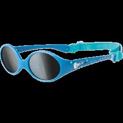 Luc et Léa lunette de soleil Bleue 1-3 ans