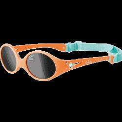 Luc et Léa lunette de soleil Orange 1-3 ans
