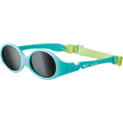 Luc et Léa lunette de soleil Bleue 0-1 an