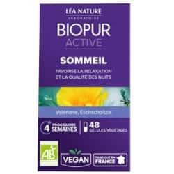 Biopur Active Sommeil 48 gélules