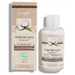 Haut-ségala Huile Végétale Bio Coco 100ml