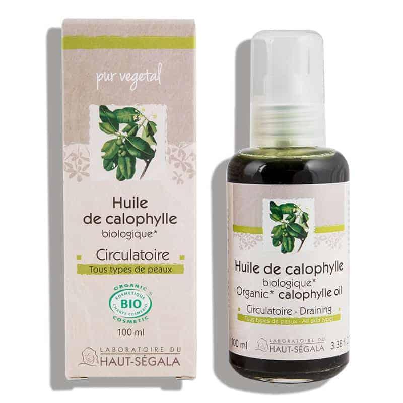Haut-ségala Huile Végétale Bio Calophylle 100ml