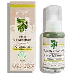 Haut-ségala Huile Végétale Bio Calophylle 50ml