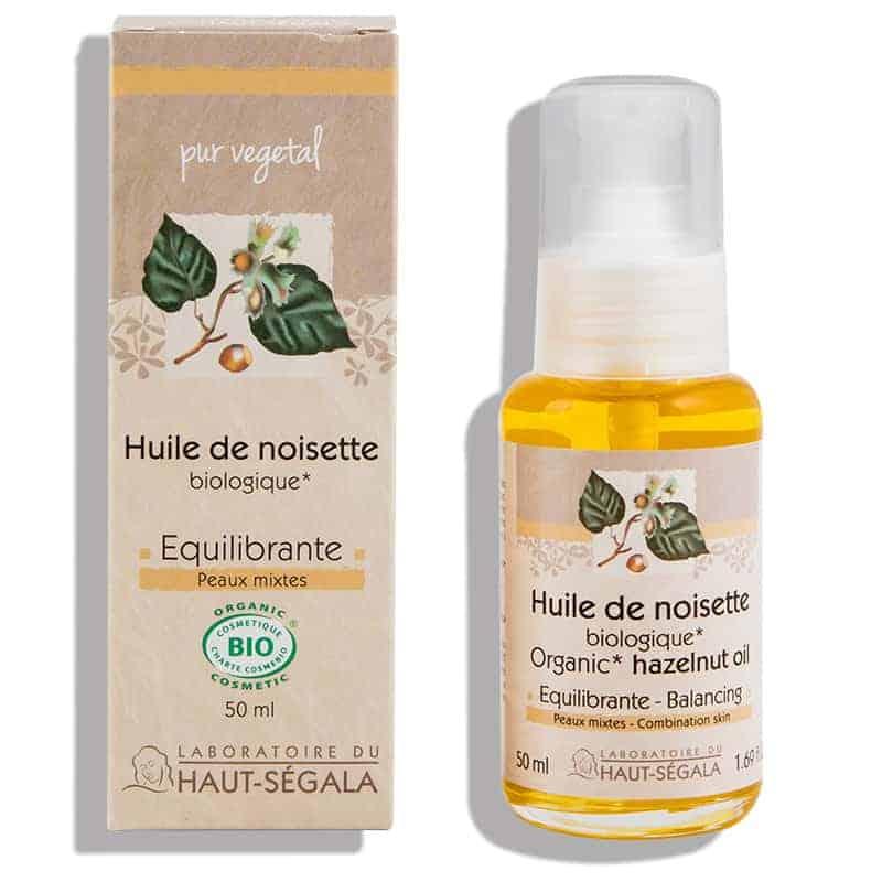 Haut-ségala Huile Végétale Bio Noisette 50ml