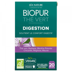 Biopur Thé Vert Digestion...