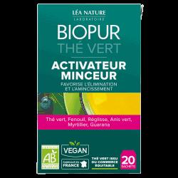 Biopur Thé Vert Activateur...