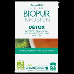 Biopur Infusion Détox 20...