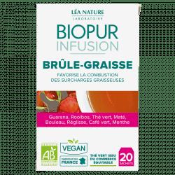 Biopur Infusion Brûle Graisse 20 sachets