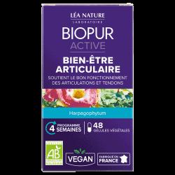 Biopur Active Bien-être Articulaire Harpagophytum 48 gélules