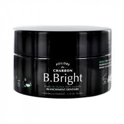 B.Bright Poudre de Charbon Blanchiment Dentaire 50g