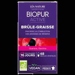 Biopur Active Brule Graisse 48 gélules