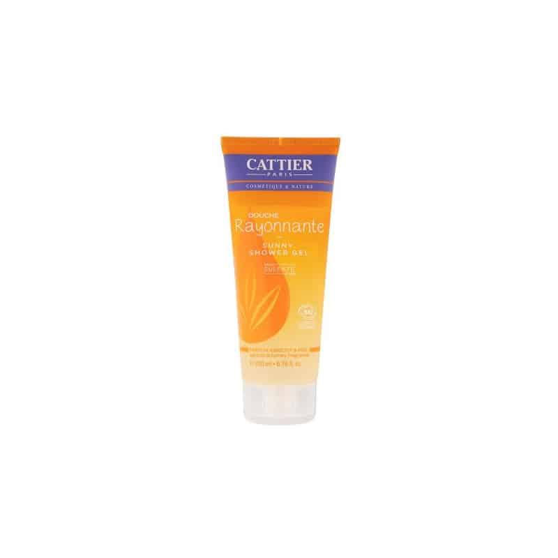 Cattier Gel Douche Rayonnante 200ml