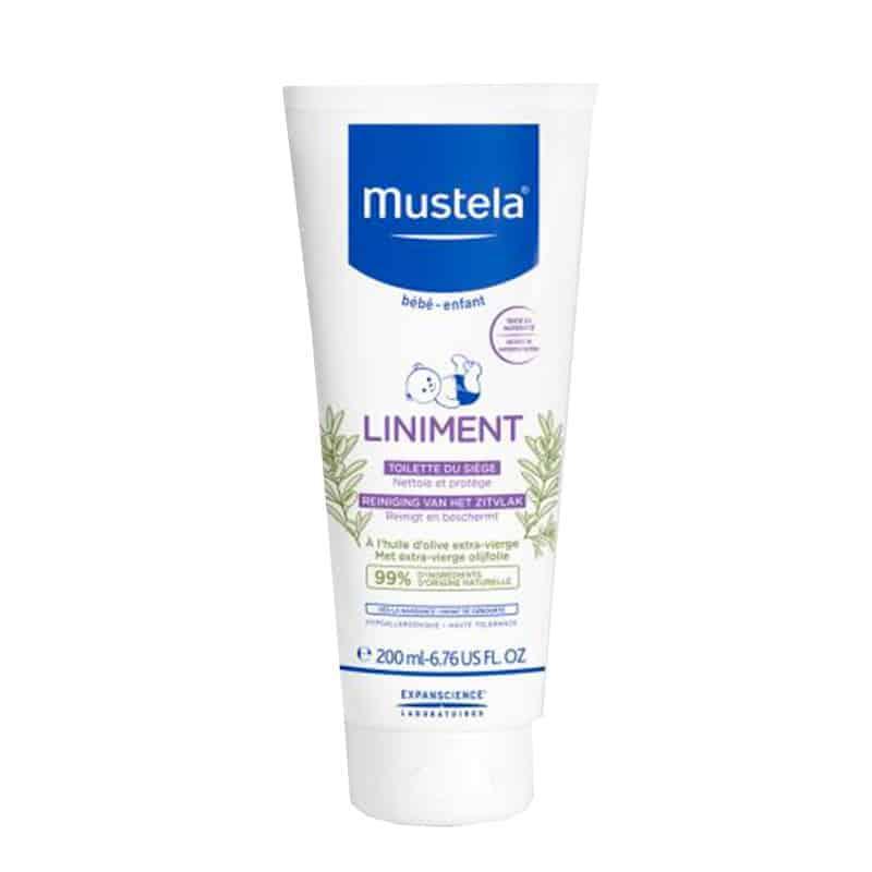 Mustela Bébé Liniment tube 200ml