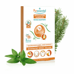 Puressentiel Articulations et Muscles Patchs Chauffant 3 Patchs