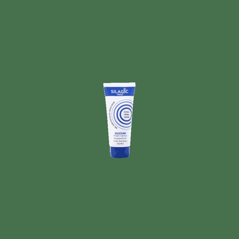 Silagic Freez Gel Froid Silicium Organique 100ml