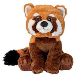 Sanodiane Bouillottes Peluche Panda Roux