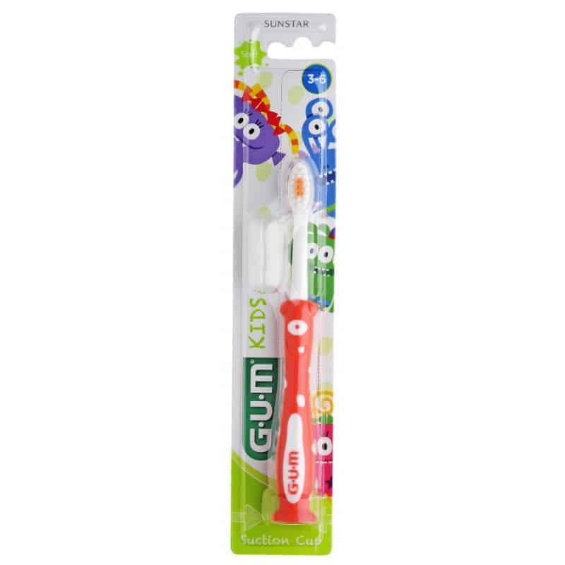 Gum Brosse à Dents Kids 901 3-6ans