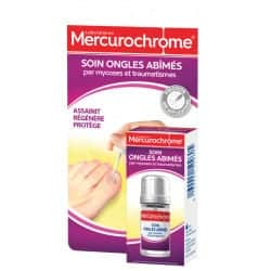 Mercurochrome Solution Ongle Abîmés 3,3ml