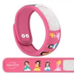 Parakito Bracelet Anti-Moustique Kids 3 à 7 ans Princesses