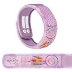 Parakito Bracelet Anti-Moustique Kids 8 à 14 ans Plumes