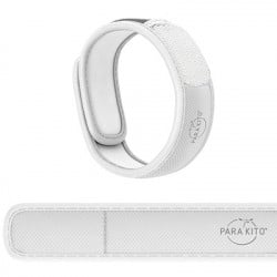 Parakito Bracelet Anti-Moustique Adulte Blanc