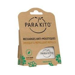 Parakito Recharge pour Bracelets 2 plaquettes de rechange