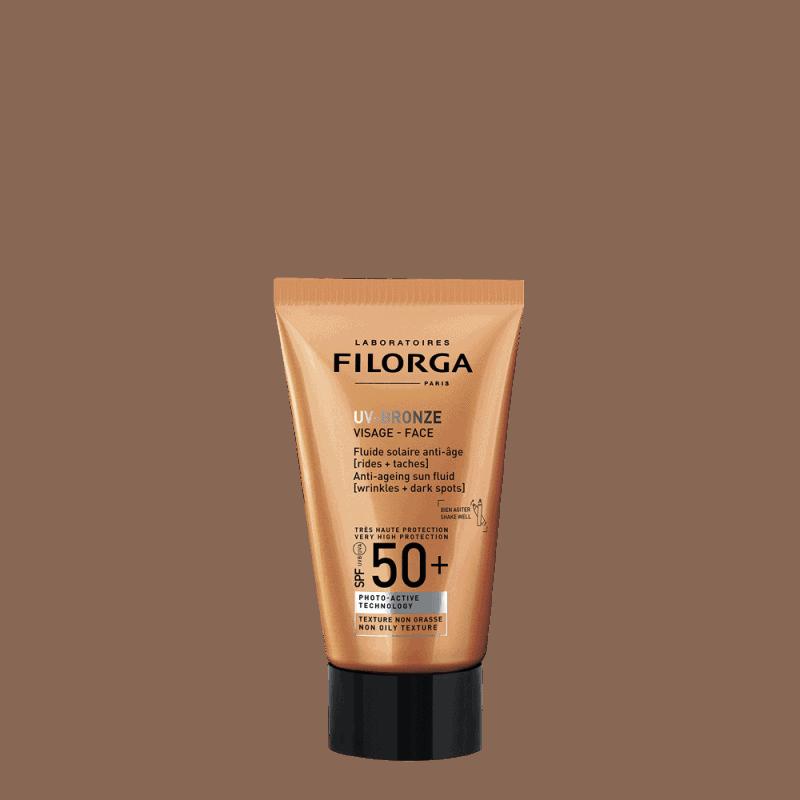 Filorga UV Bronze Fluide Visage SPF50+ 40ml