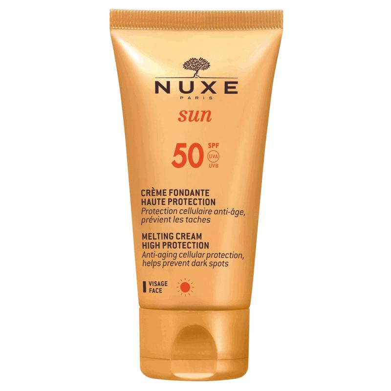 Nuxe Sun Crème Fondante Visage SPF50 50ml