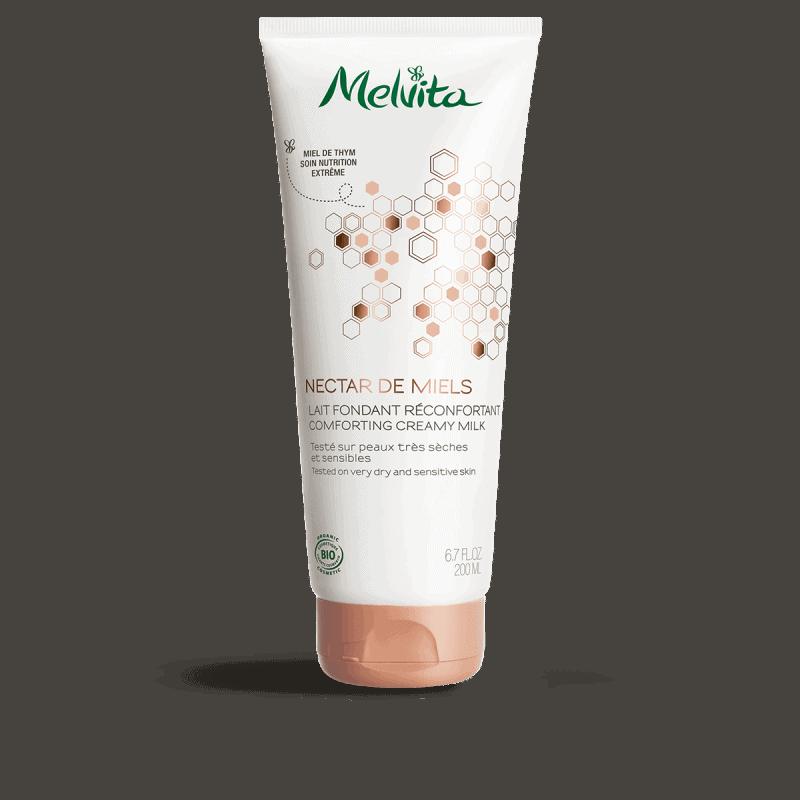 Melvita Nectar de Miels Lait Réconfort 200ml
