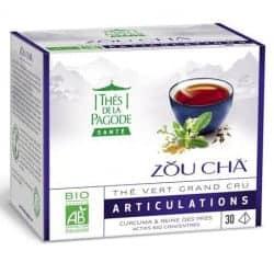 Thés de la Pagode Zou Cha Articulations 30 infusettes