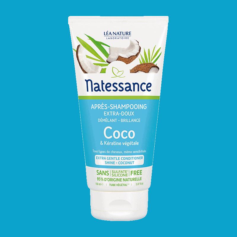 Natessance Après-shampooing Coco 150ml