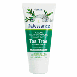 Natessance Tea Tree  Masque Avant-Shampooing 150ml