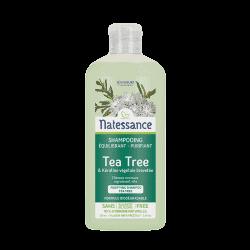 Natessance Tea Tree Shampooing Purifiant Equilibrant 250ml