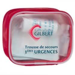 Gilbert Trousse d'Urgence 1er Secours