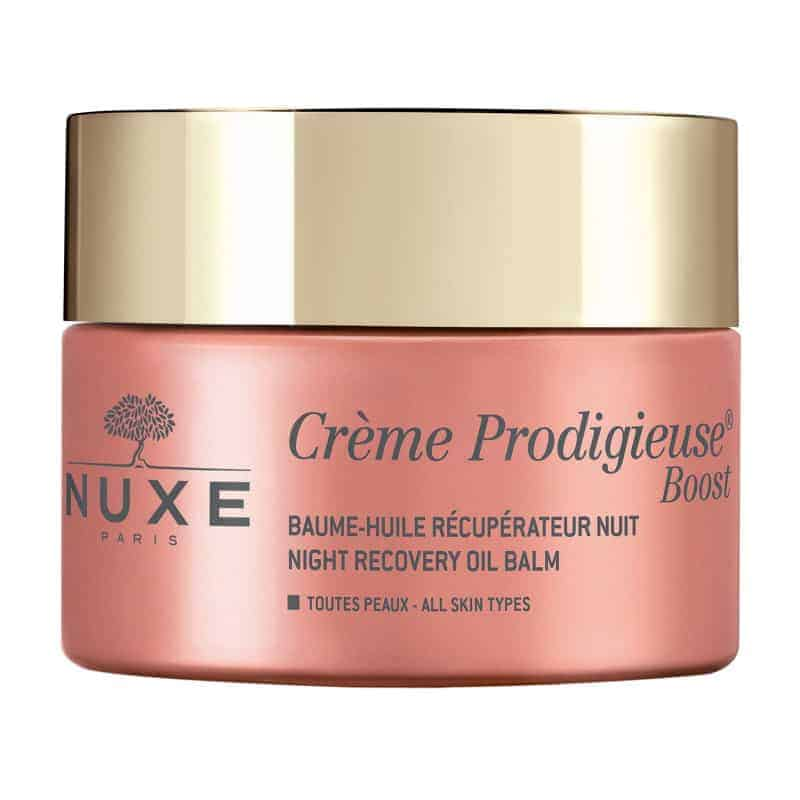 Nuxe Crème Prodigieuse Boost  Baume Huile Nuit 50ml